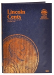 Whitman Lincoln Cent Coin Folder #2 - 1941 to 1974 - (9030)
