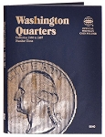 Whitman Washington Quarter Coin Folder #3 - 1965 to 1987 - (9040)