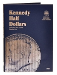 Whitman Kennedy Half-Dollar Coin Folder #1 - 1964 to 1985 - (9699)