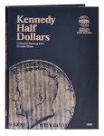 Whitman Kennedy Half-Dollar Coin Folder #3 - Starting 2004 - (1938)