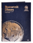 Whitman Roosevelt Dime Coin Folder #3 - Starting 2005 - (1939)