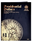 Whitman Presidential Dollar Folder P & D Mints Vol. #1 2007 - 2011 - (2275)