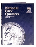 Whitman National Park Quarter Coin Folder #1 -2010-2015 - (2876)