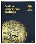 Whitman Native American Dollar Folder Starting 2009 - (3163)