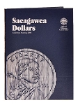 Whitman Sacagawea Dollar Coin Folder #1 - Starting 2000 - (8060)