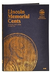 Whitman Memorial Cent Coin Folder #2 - Starting 1999 - (8196)