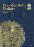Whitman Presidential Dollar Folder Vol. #2 Starting 2012 - (2182)