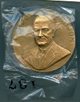 LYNDON B JOHNSON Bronze 3