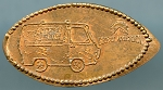 Great America Paramount Mystery Machine Elongated Cent