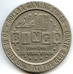 1966 Club Bingo Casino Metal Strike