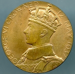 1937 Coronation of George VI & Queen Elizabeth Medal