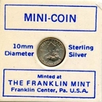 Mini Coin Franklin Mint