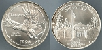 1994-W Prisoner of War Commemorative Silver Dollar - Uncirculated
