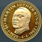 Martin Luther King Medal
