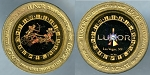 Token $1.00 Luxor Casino Gaming Token