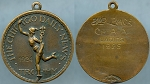 Medal The Chicago Daily News Trophy 1924 / 2nd. Place CH.A.A. Ladies 1925 Fine