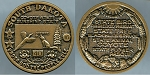 Medal South Dakota Under Good the People Rules / State Bird, Tree, etc, Mint