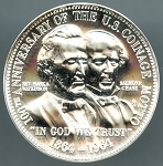 100th Anniversary of the U.S. coinage motto