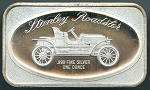 The Stanley Roadster Madison Mint 1 oz. .999 Silver Bar