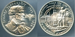 Franklin Mint - Thomas Jefferson 1743-1826 - Sterling