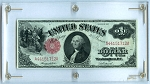 $1.00 U.S. Note (Legal Tender) Series 1917 F36 AU