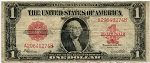 $1.00 U.S. Note (Legal Tender) Series 1923 - A29648274B, F40