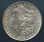 1903 Morgan Dollar Choice B.U. MS-65
