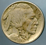 1913 D T2 Buffalo Nickel Choice XF-40 +