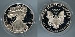 1997 Proof Silver American Eagle Proof
