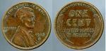 1912-D Lincoln Cent VF+