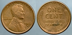 1916 S Lincoln Cent Extremely Fine