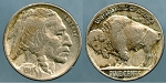 1914 Buffalo Nickel VF