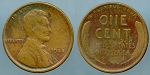 1918 D Lincoln Cent VF