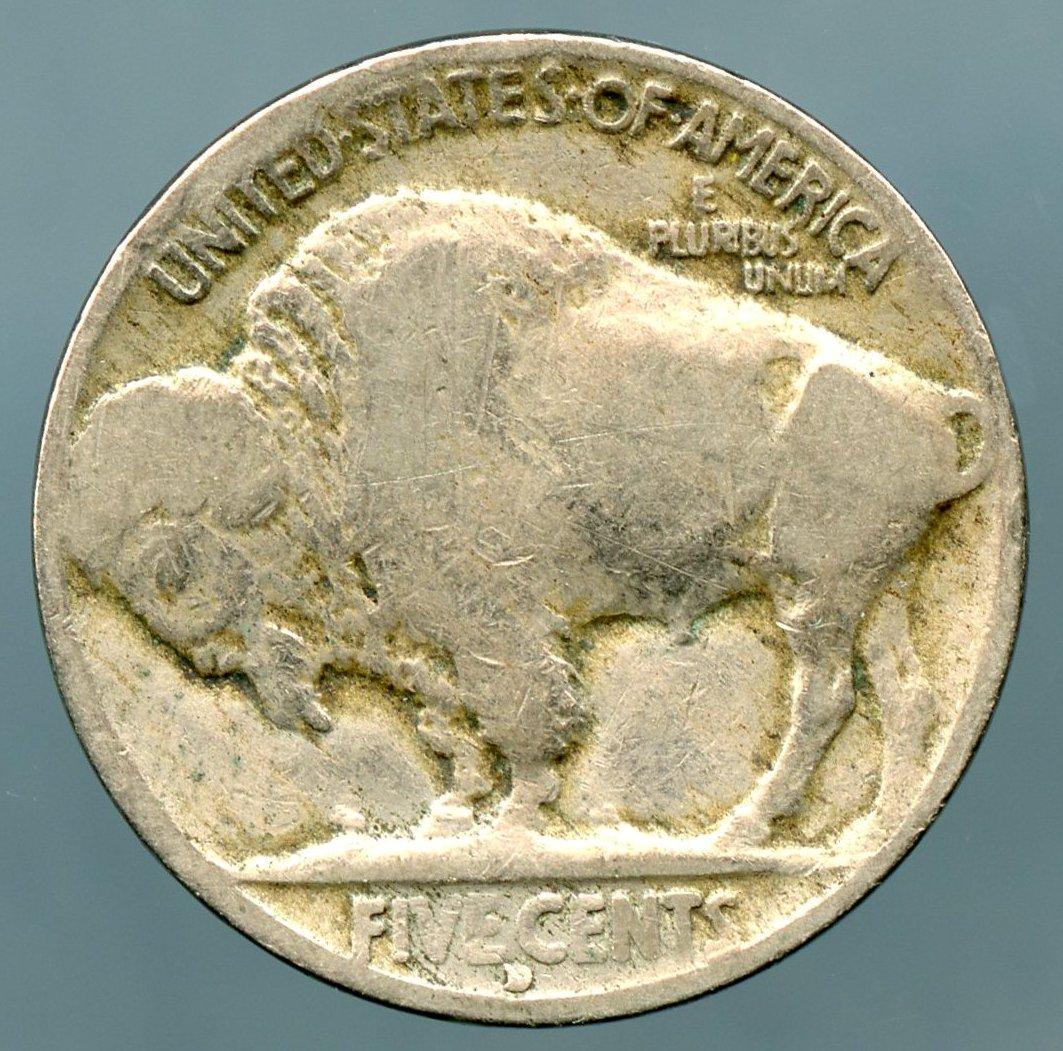 1929 buffalo nickel worth