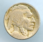 1913 T2 Buffalo Nickel About Good
