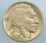 1920 D Buffalo Nickel Good