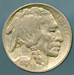 1915 Buffalo Nickel VF 20