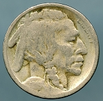 1919-S Buffalo Nickel Good