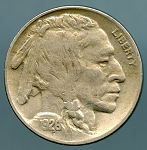 1926 Buffalo Nickel VF 35