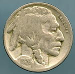 1926 Buffalo Nickel Good