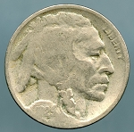 1929-D Buffalo Nickel Good