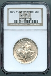 1925 Stone Mountain Memorial NGC MS-63