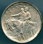 1925 Stone Mountain Memorial Choice AU-55
