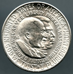 1954-S Washington Carver Commemorative Half MS-63