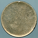 Roosevelt Dime Blank Planchet Copper-Nickel Type 2 - Mint State