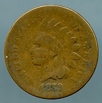1879 Indian Cent Good