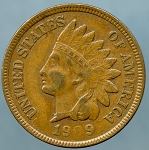 1909 Indian Cent VF-35