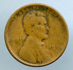 1922 D Lincoln Cent Good