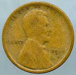 1911 S Lincoln Cent Good