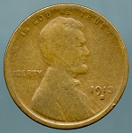 1913 S Lincoln Cent AG